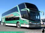 Marcopolo Paradiso G7 1800DD / Volvo B420R / Cruz del Sur