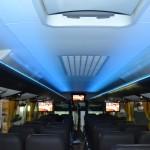 Color Luces Salon Neobus N10 - Imagen:Viajerobuses