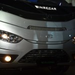Frontal Inrecar Crucero - Imagen: Viajerobuses