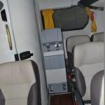 Finas terminaciones incorpora el Neobus N10 - Imagen: Viajerobuses