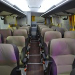 Salon Neobus N10 - Imagen:Viajerobuses