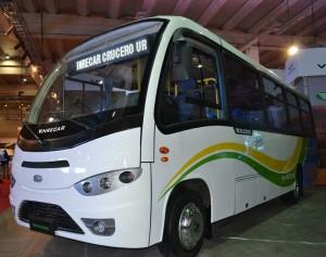 Inrecar Crucero Cummins - Imagen: Viajerobuses