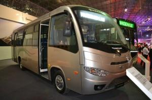 Inrecar Crucero Volkswagen - Imagen: Viajerobuses