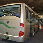 Trasera Inrecar Crucero - Imagen: Viajerobuses