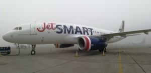 Jet Smart. Foto: Pablo Navia